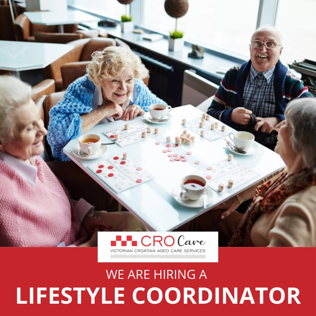 CroCare Lifestyle Coordinator Tile