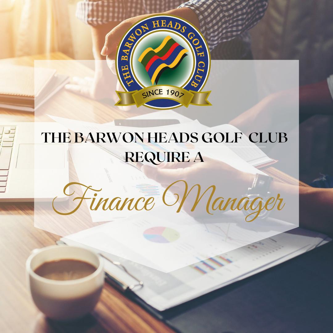 Finance Manager Tile