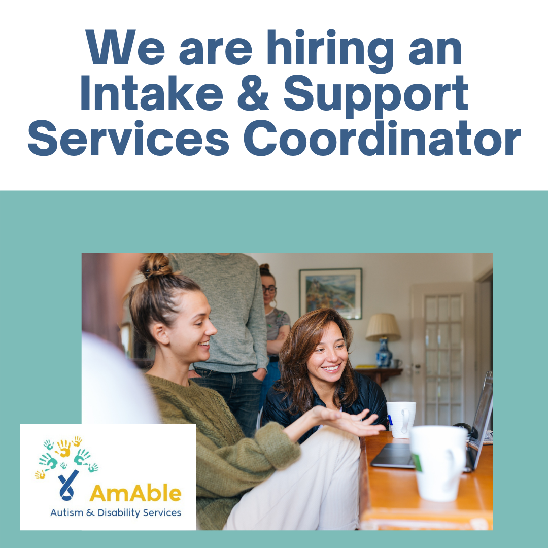 Intake & Support Services Coordinator