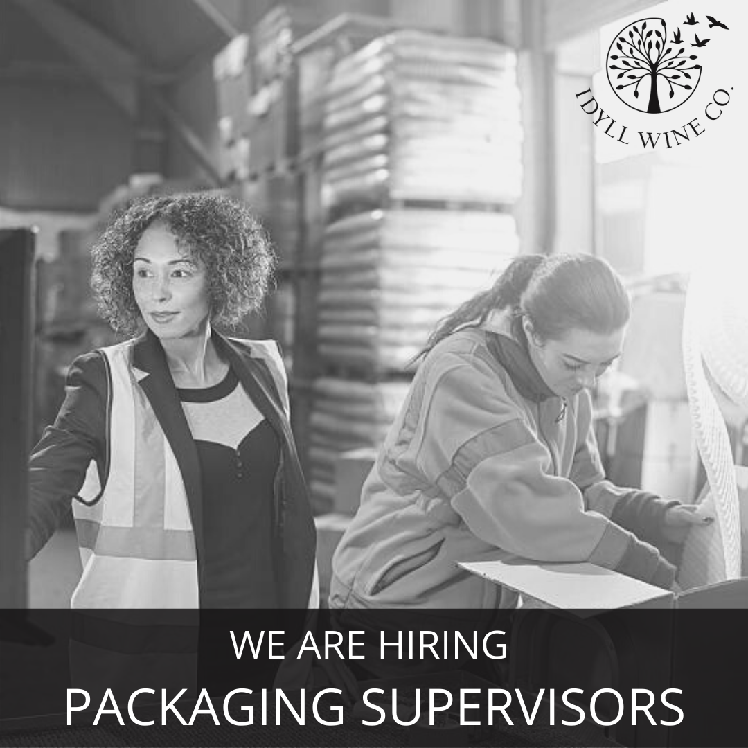 WE ARE HIRING PACKAGING SUPERVISORS (1)