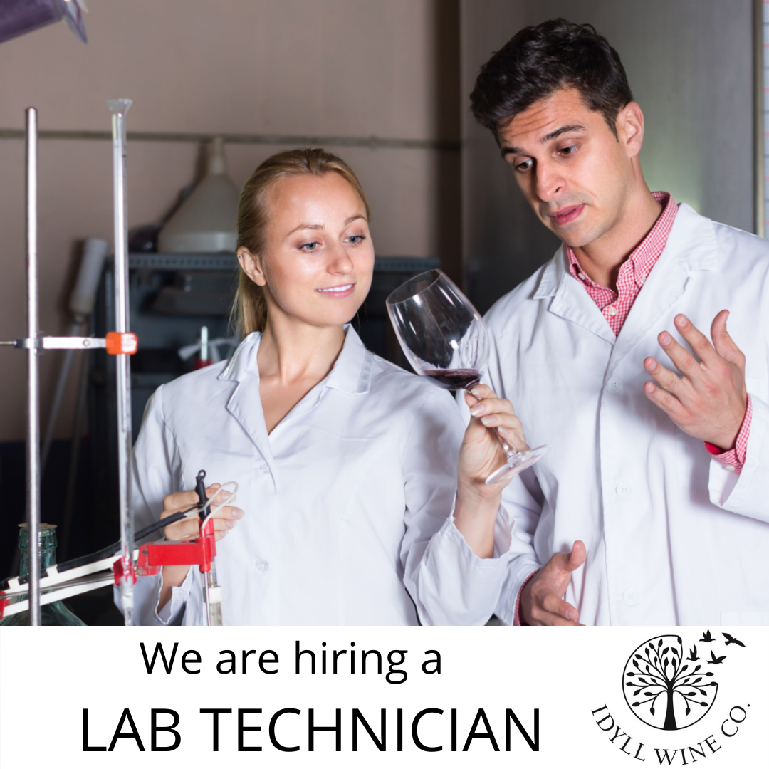 We are hiring a LAB TECHNICIAN